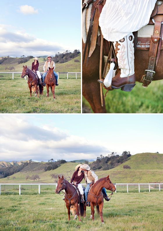 Santa Ynez engagement photographs