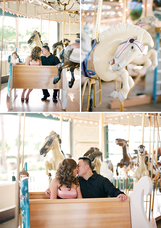 A Santa Barbara engagement session by Ojai wedding photographer, Lavender & Twine.