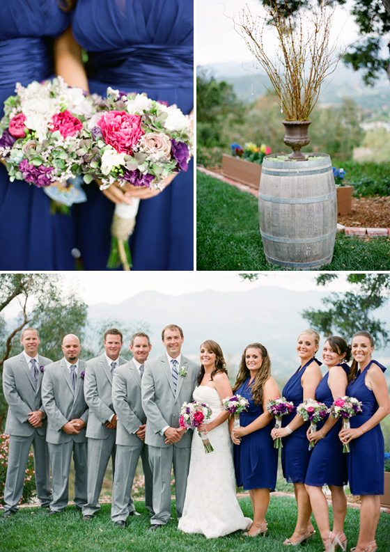 An Ojai wedding Photographed by Lavender & Twine