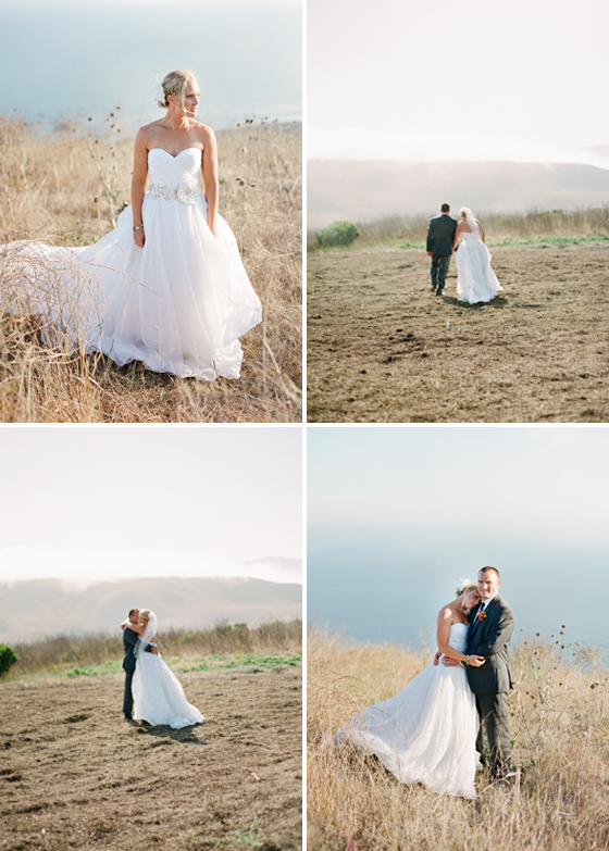 A Santa Barbara wedding by Lavender & Twine.