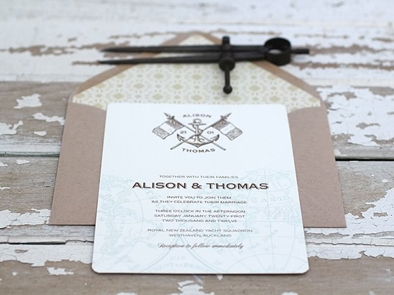 Ruby & Willow Invitations