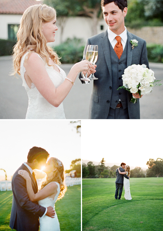 A Montecito Country Club wedding by Lavender & Twine.