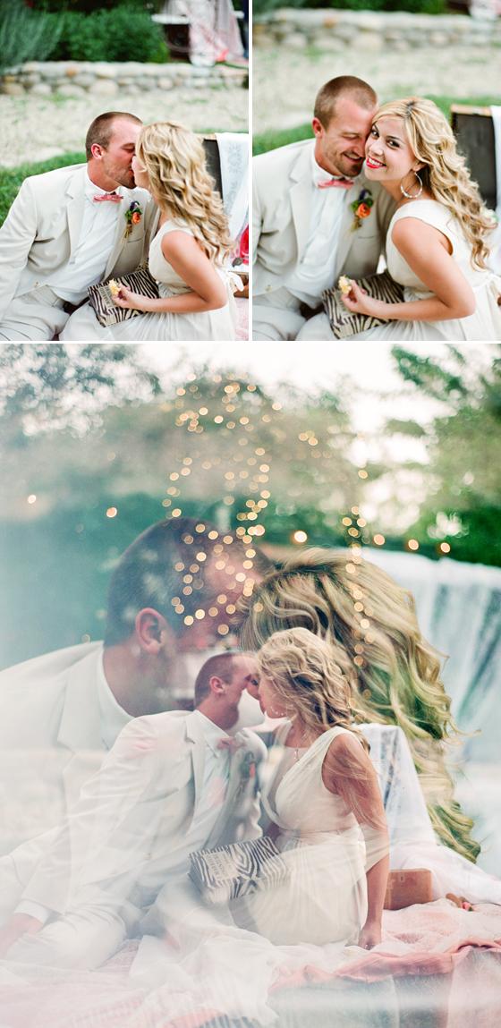 A secret garden wedding by Lavender & Twine