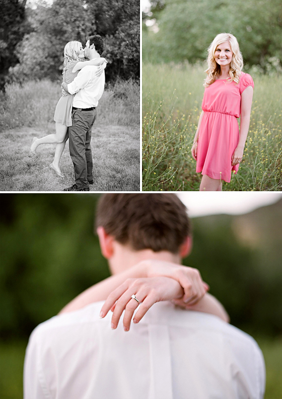 Paramount Ranch Engagement Session