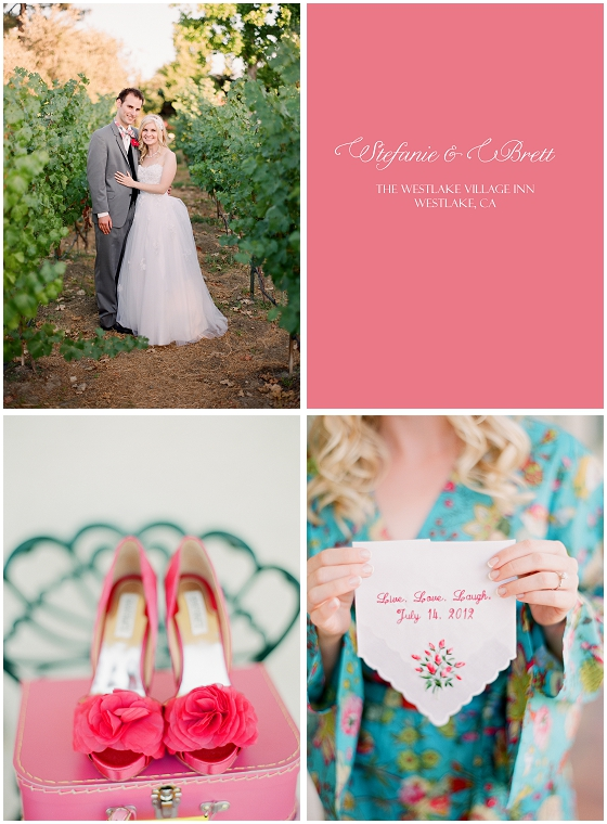 Westlake Village inn Wedding