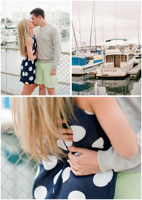 Santa Monica Engagement Photographer