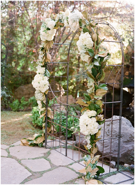Calimigos Ranch wedding photographed by Southern California film wedding photographers Lavender & Twine.