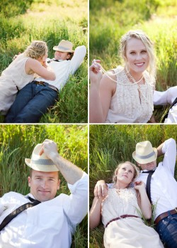 Ojai Engagement Photographs