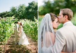 Natural light wedding photography, Ojai California.