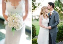 A Santa Barbara wedding held at the Montecito Country Club.
