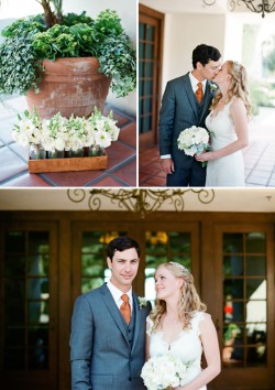 A Montecito Country Club wedding by Lavender & Twine