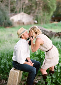 Ojai Engagement Photographs • Lavender & Twine