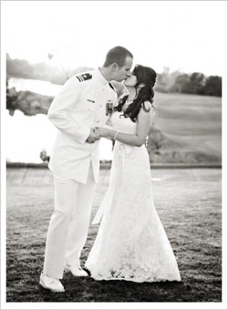An image from a Santa Barbara wedding by photographers Lavender & Twine.