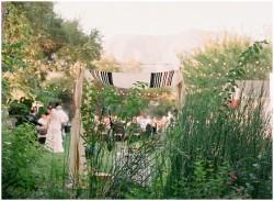 A wedding at the Lavender Inn in Ojai California photographed by Ojai wedding photographers Lavender & Twine.