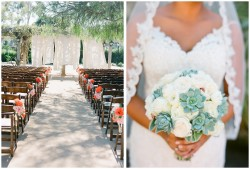 A Santa Barbara Historical Museum wedding by Santa Barbara wedding photographers Lavender & Twine.